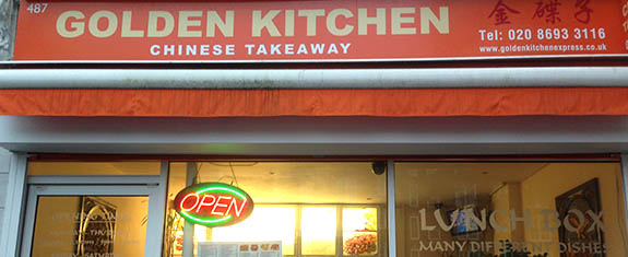 Golden Kitchen Express Chinese Takeaway